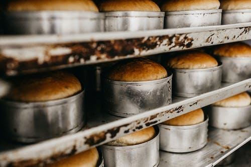 Immagine gratuita di bakeware, cotto in forno, primo piano, prodotti da forno