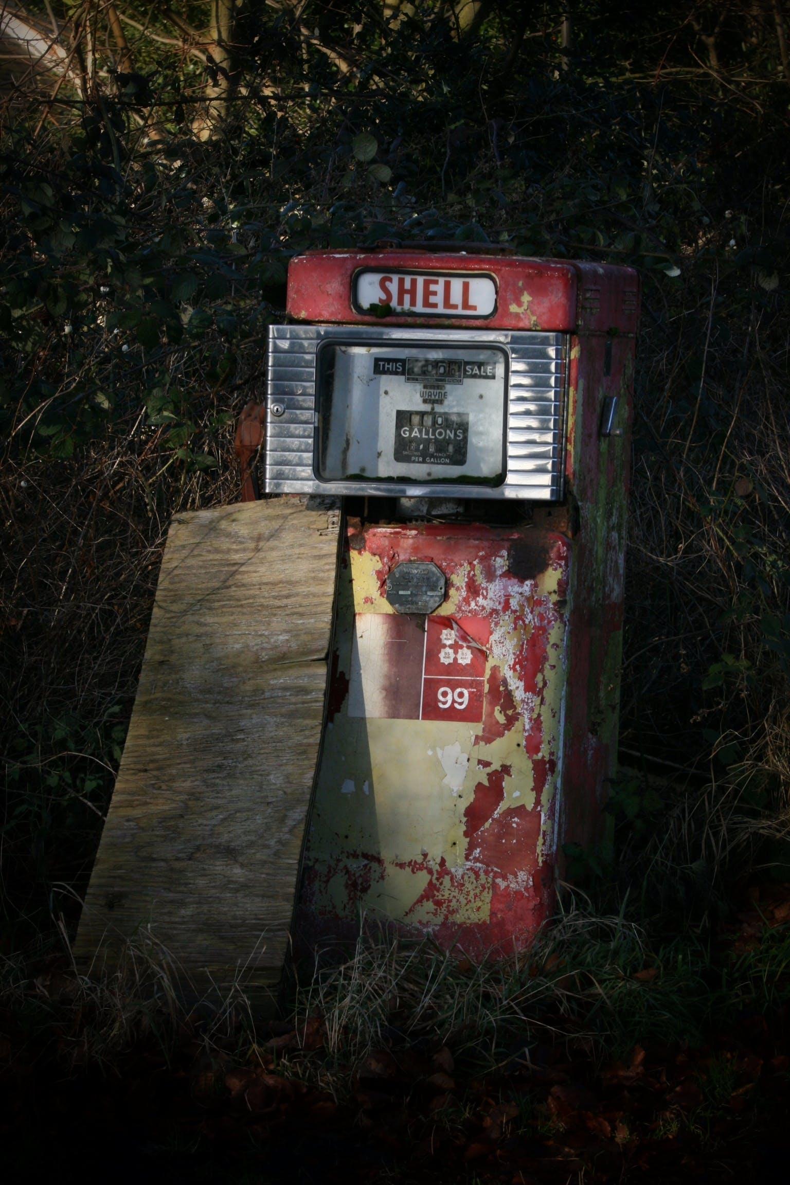 Free stock photo of gas station, petrol pump, petroleum, shell