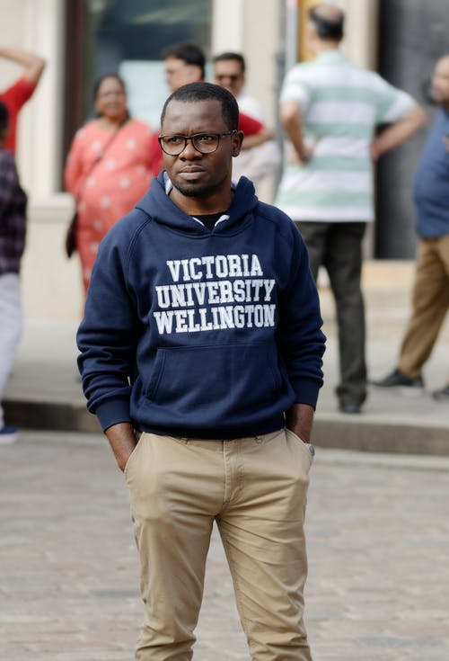 Foto profissional grátis de adulto, africano, construção, de pé