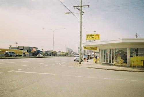 Imagine de stoc gratuită din drum, magazin