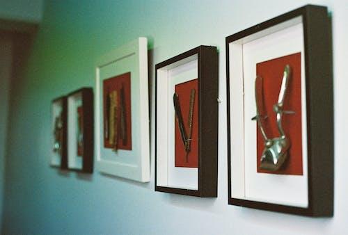 Kostnadsfri bild av décors, dekorationer, hängande, ramar