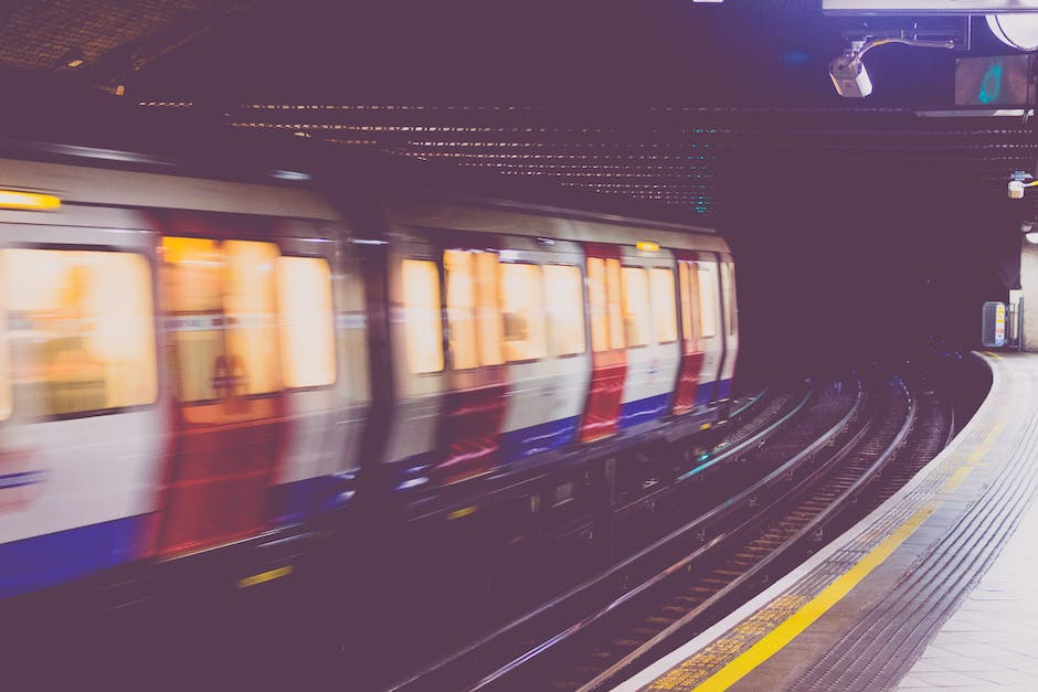 New free stock photo of train, tunnel, blur