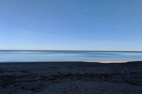 Δωρεάν στοκ φωτογραφιών με άμμος, βαθύς, γαλάζιος ουρανός, διακοπές