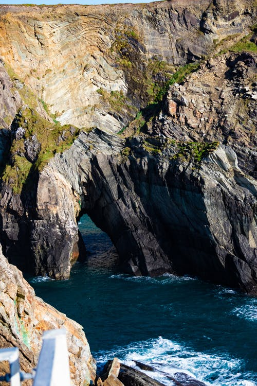 Free stock photo of cave, cave water, caves, cliff
