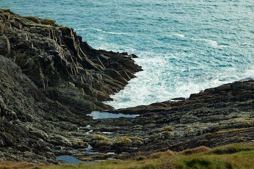 Free stock photo of cliff coast, Cliff Edge, cliffside, grassy