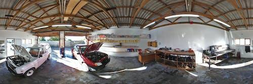360도, 정비소, 차량 수리의 무료 스톡 사진