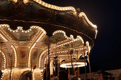 Free stock photo of aesthetic, amusement park, beautiful, boy