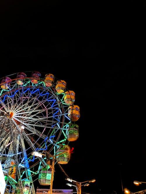 Free stock photo of game, giant wheel, plays