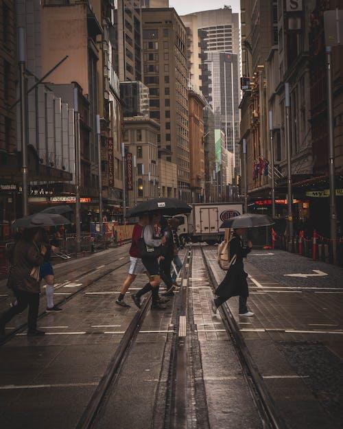 Gratis lagerfoto af arkitektur, by, bygninger, dagslys