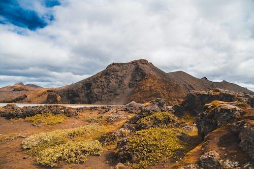 Foto stok gratis batu, Islandia, pegunungan