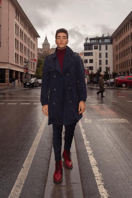 คลังภาพถ่ายฟรี ของ ถนนใหญ่, ฝน, ฤดูใบไม้ร่วง, เมือง