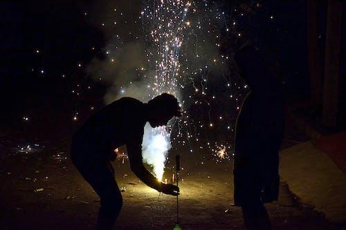 Fotos de stock gratuitas de bengala, celebración, cultura, deepavali