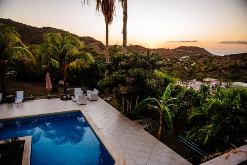 Gratis stockfoto met bij het zwembad, biljarten, buiten, decor