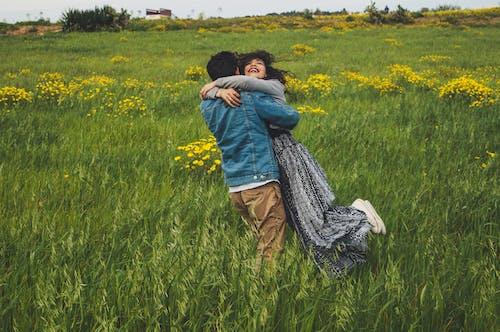 Fotos de stock gratuitas de al aire libre, amantes, amor, asiático