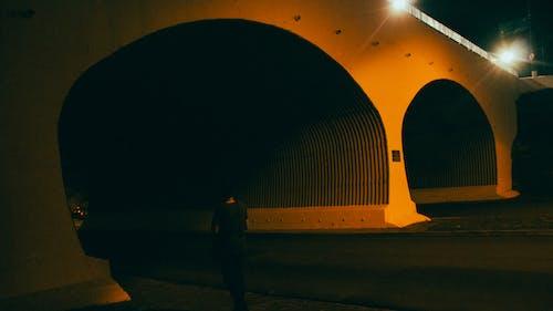 Imagine de stoc gratuită din 2019, amurg, bliț, căderea nopţii