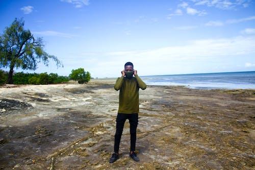 Free stock photo of #outdoorchallenge, Blue ocean