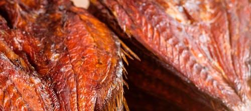 Free stock photo of smoked fish
