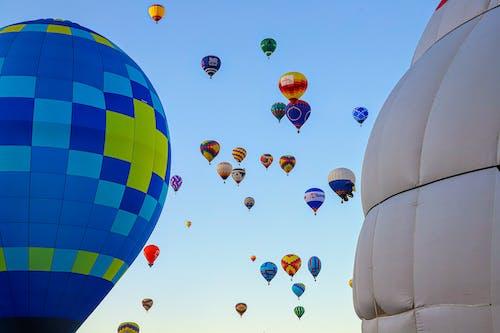 Kostnadsfri bild av albuquerque, ballong, ballong fiesta, luftballong