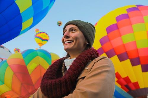 Kostnadsfri bild av albuquerque, ballong, ballong fiesta, jacka