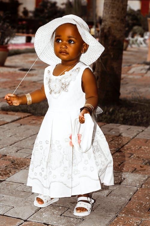 Free stock photo of african girl, birthday, kid