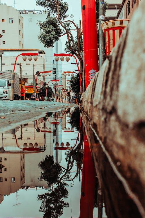 Gratis lagerfoto af beskidt, by, byggeri, dagslys