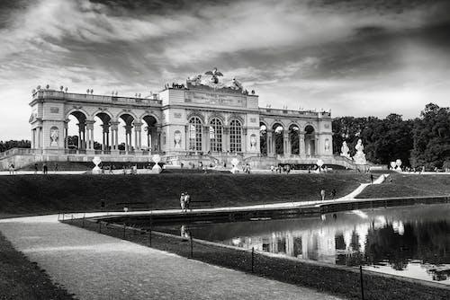 奧地利, 建築物正面, 建造, 维也纳 的 免费素材照片