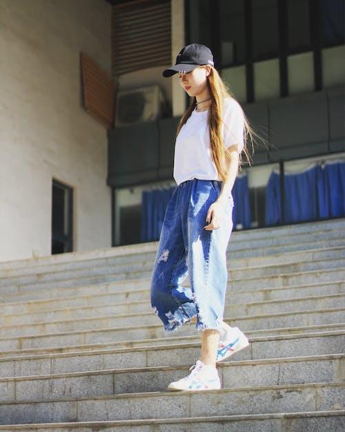 Immagine gratuita di donna, donna asiatica, indossare, moda