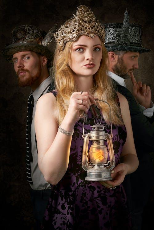 Ingyenes stockfotó álló kép, arc, lámpa, modell témában