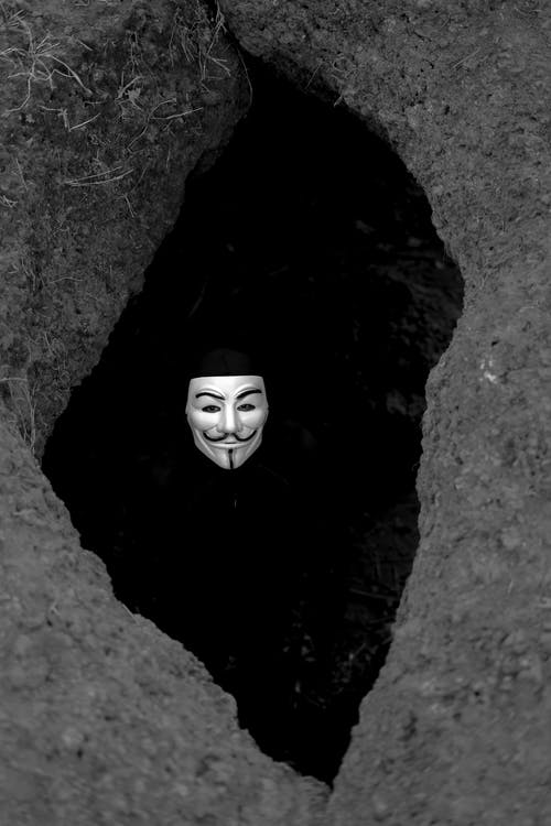 Photo of Guy Fawkes Mask