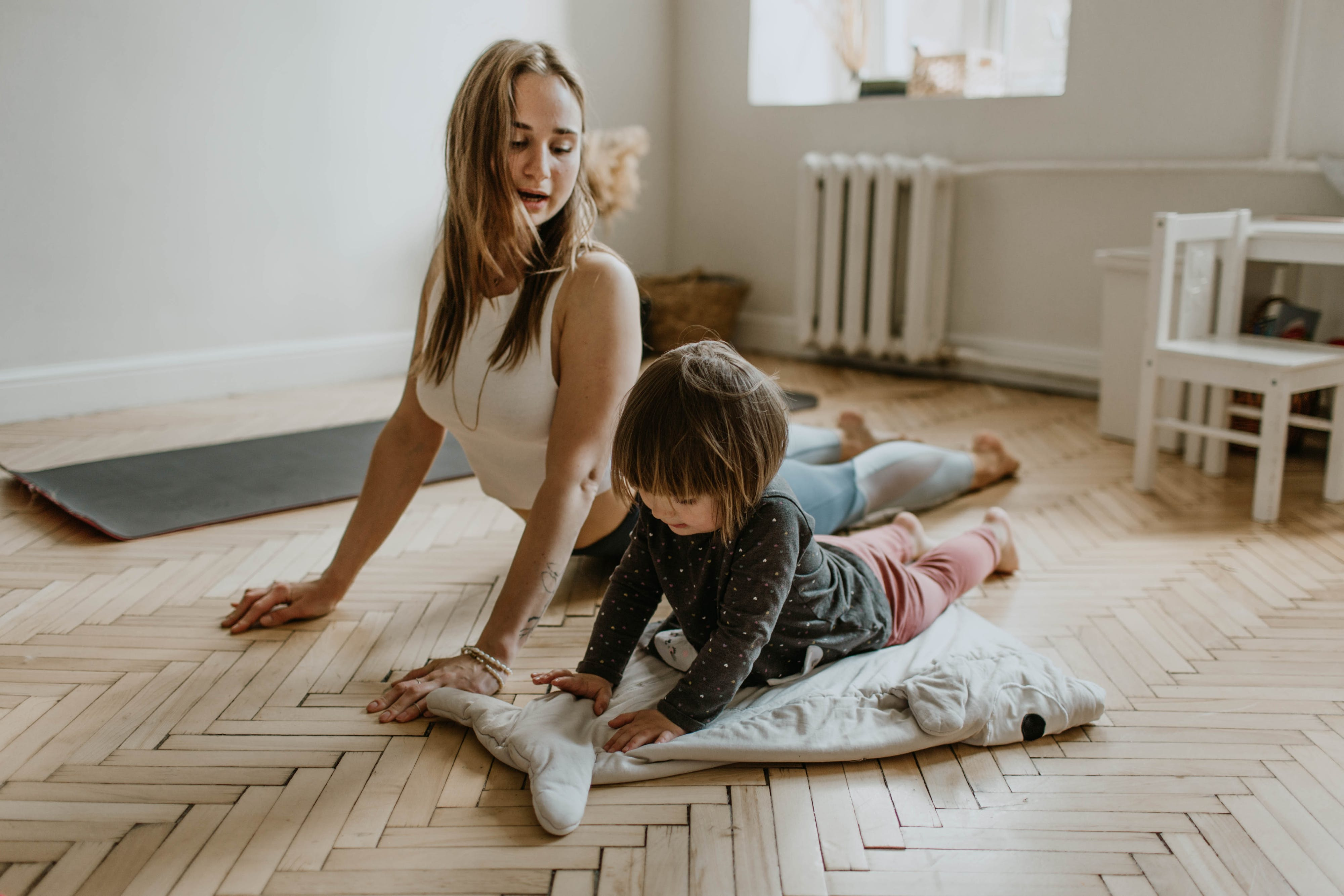 Children, Asthma, and Yoga