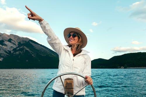Photos gratuites de Alberta, aventure, banff, bateau