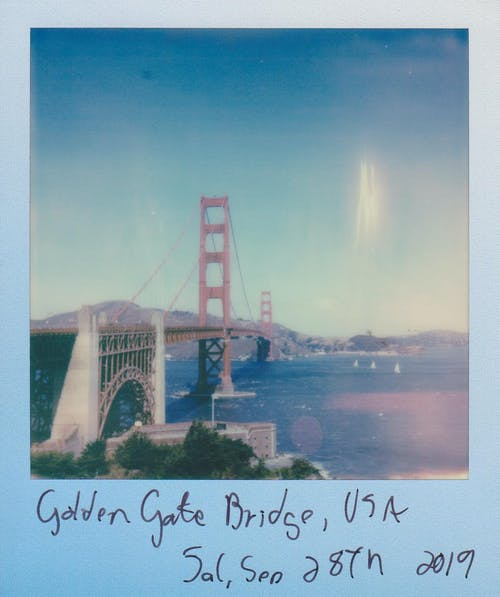 Photo Of Golden Gate Bridge During Daytime