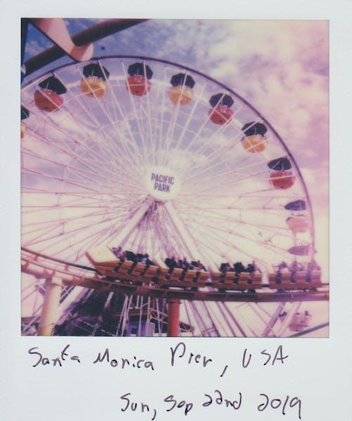 不清楚, 主題公園, 享受, 光圈 的 免费素材照片