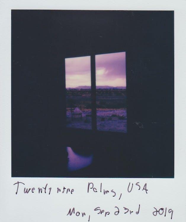 Photo Of Polaroid Picture