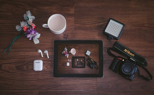 Photos gratuites de flatlay