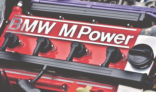 BMW, レーシング, 車のエンジンの無料の写真素材