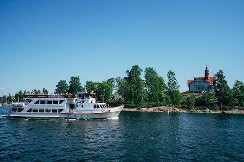 Δωρεάν στοκ φωτογραφιών με sightseeingboat, βάρκα, βλέπω αξιοθέατα, διακοπές
