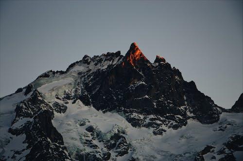 Darmowe zdjęcie z galerii z góra, krajobraz, lód, lodowiec