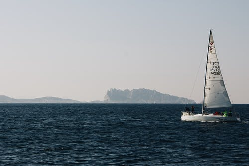 Photo of Sail Boat on Ocean