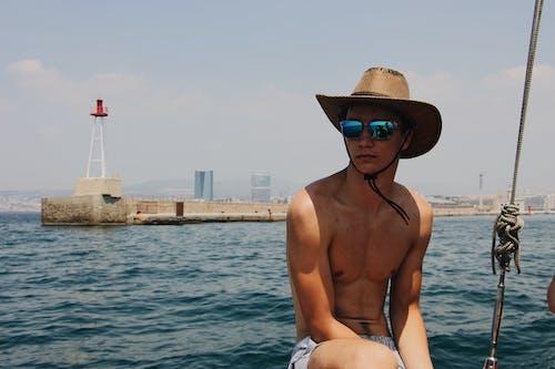 Δωρεάν στοκ φωτογραφιών με άνδρας, άνθρωπος, άτομο, γυμνός από τη μέση