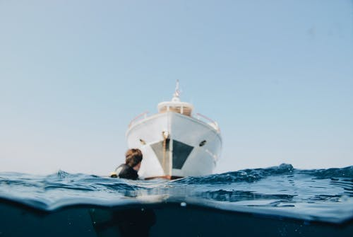 Person Near Boat
