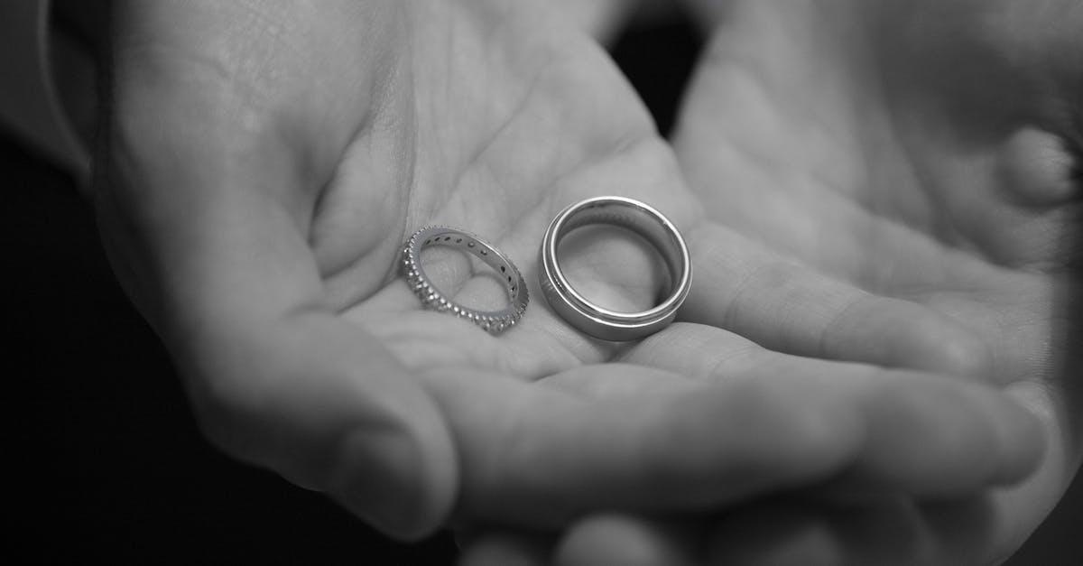 предмет, картинки с кольцами обручальными на руках черно белый украине