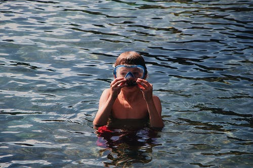 Fotos de stock gratuitas de agua, gafas protectoras, húmedo, nadando