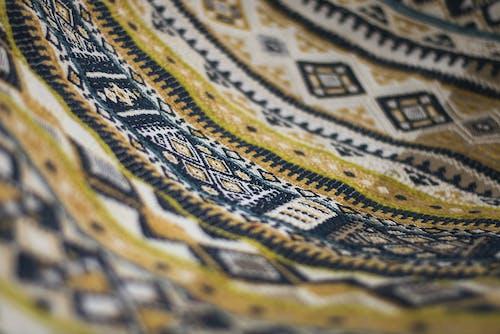 Foto profissional grátis de de pano, de tecido, design