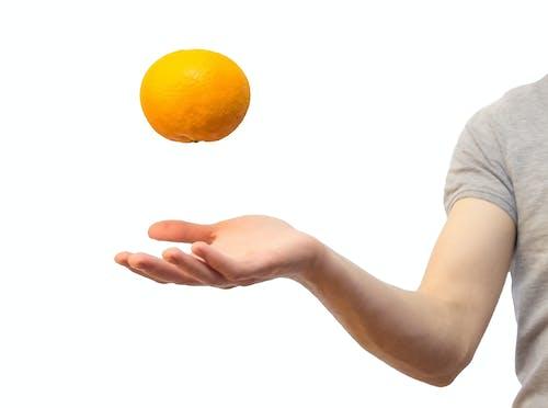 アクション, オレンジ, キャッチの無料の写真素材