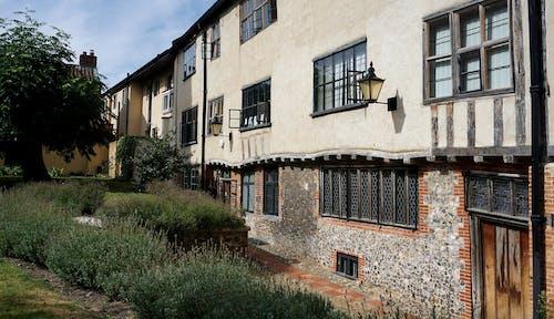 16'ncı yüzyıl, eski binalar, ev, kır evleri içeren Ücretsiz stok fotoğraf