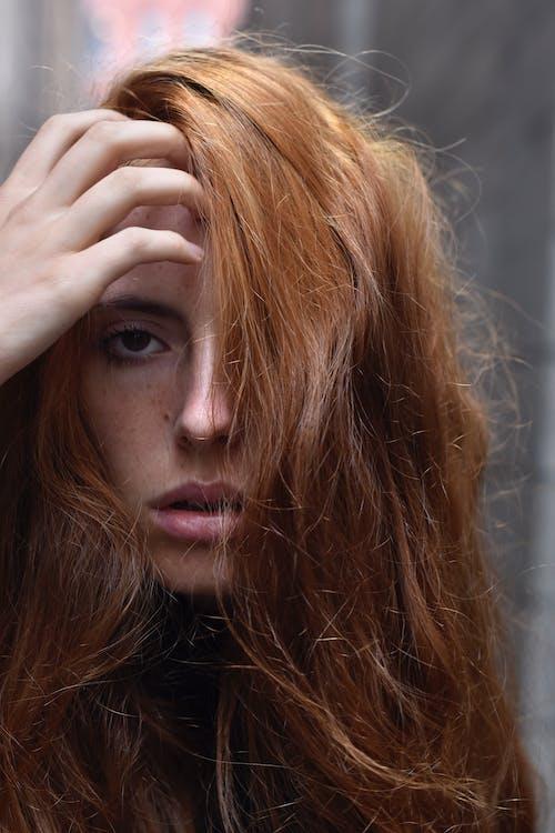 Free stock photo of brunette