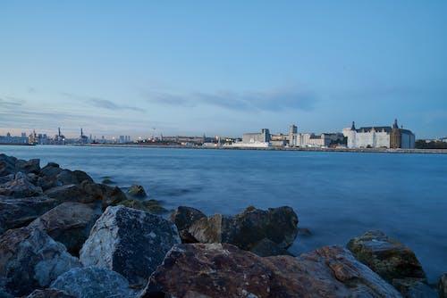 경치, 도시, 도시의, 바다의 무료 스톡 사진
