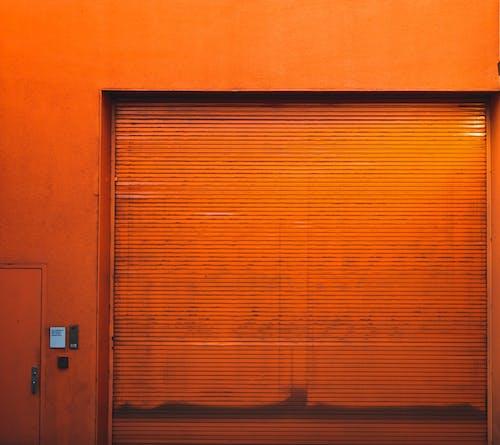 Photos gratuites de bois, cadre, citadin, couleur orange