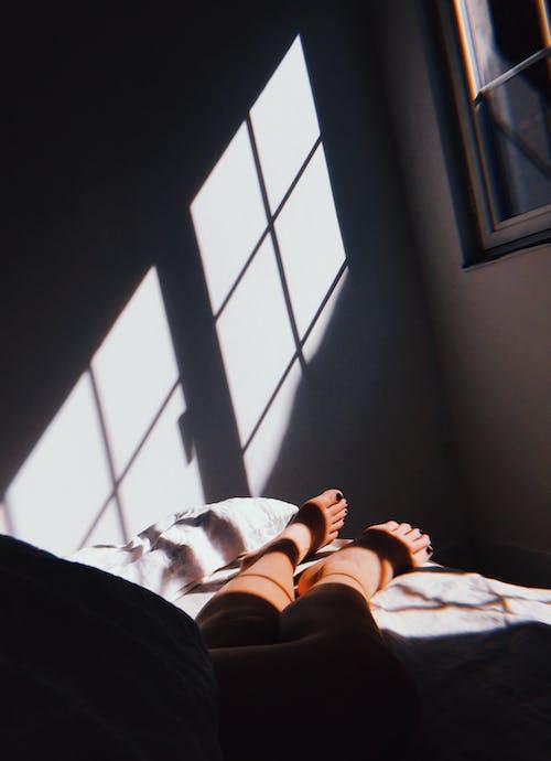 Ingyenes stockfotó ablak, láb, napfény témában